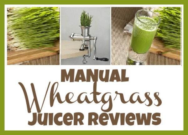 Wheatgrass Juicer Reviews