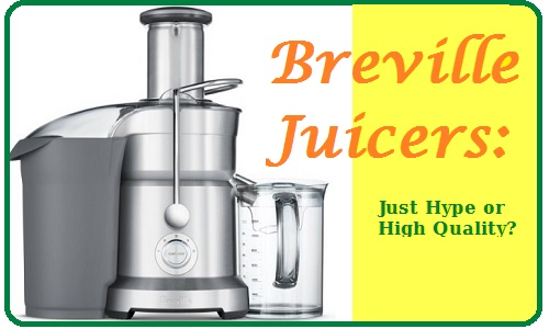 breville juicers
