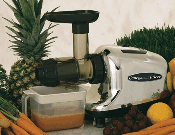 Omega 8005 commercial juicer