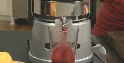 Omega 8005 masticating juicer