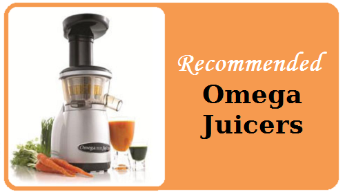 recommended omega juicers