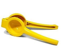 lemon squeezer hand juicer