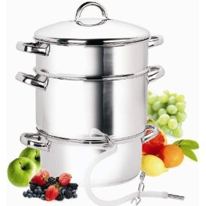 Steamer Juicer