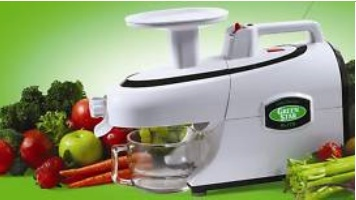 greenstar juicer elite