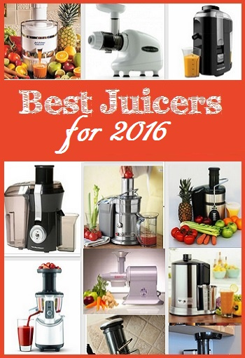 Top Masticating Juicers 2016 : Best Juicers in the Market in 2016