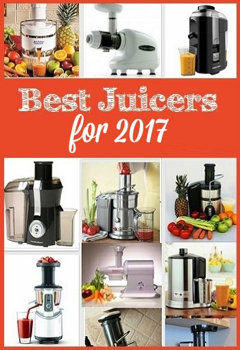 Top Rated Masticating Juicers 2017 : Best Juicers and Juicing Machines on the Market in 2017